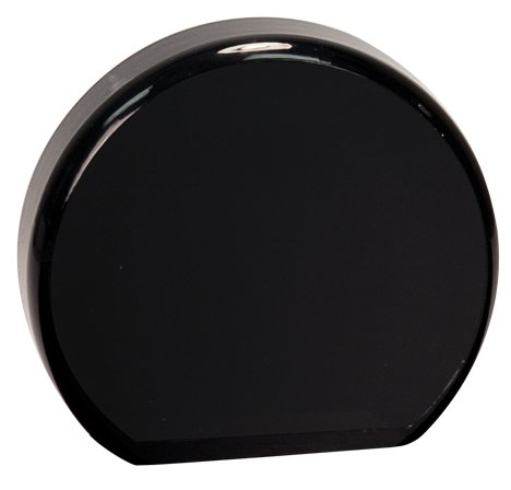 BLACK ACRYLIC ROUND