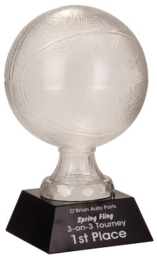 BASKETBALL GLASS SPORT BALL