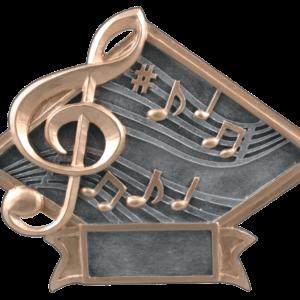 DIAMOND PLATE MUSIC RESIN