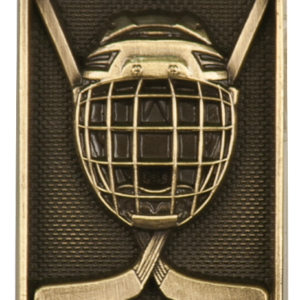 HOCKEY 3D DOG TAG