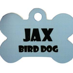DOG BONE PET TAG